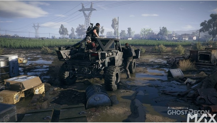 GHOST RECON WILD LANDS