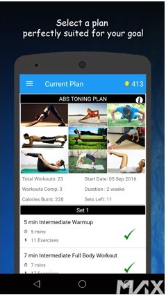 Home Workouts Fitterfox